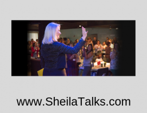 website url, sheila speaking